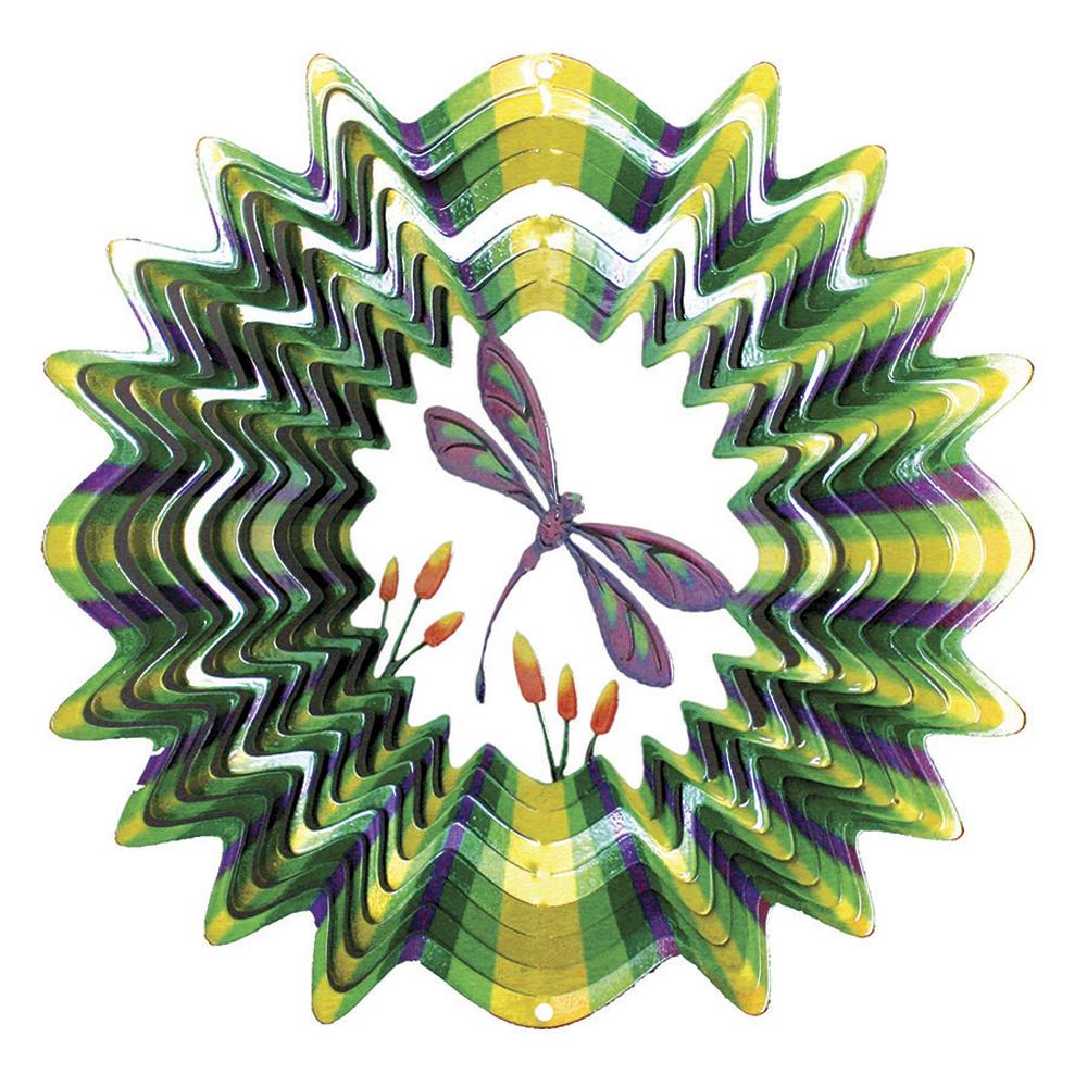 Windspinners | Crystal Twister Wind Spinner | Wind Spinners