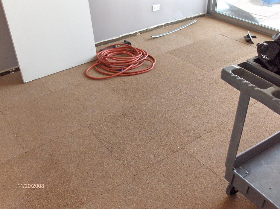 Wood Flooring Underlayment | Cork Underlayment For Hardwood Floors | Cork Underlayment