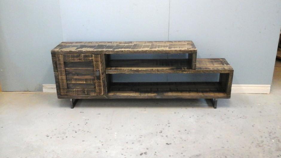 Wood Tv 8 Anchors | Woodtv | Wayfair Tv Stands