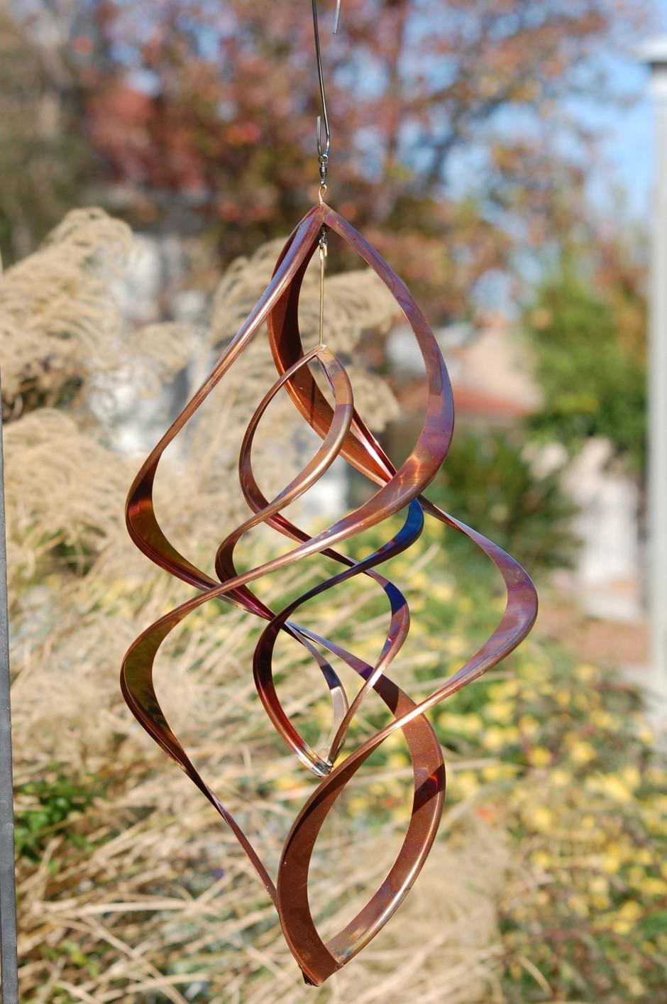 Yard Spinners | Wind Spinners | Train Wind Spinners