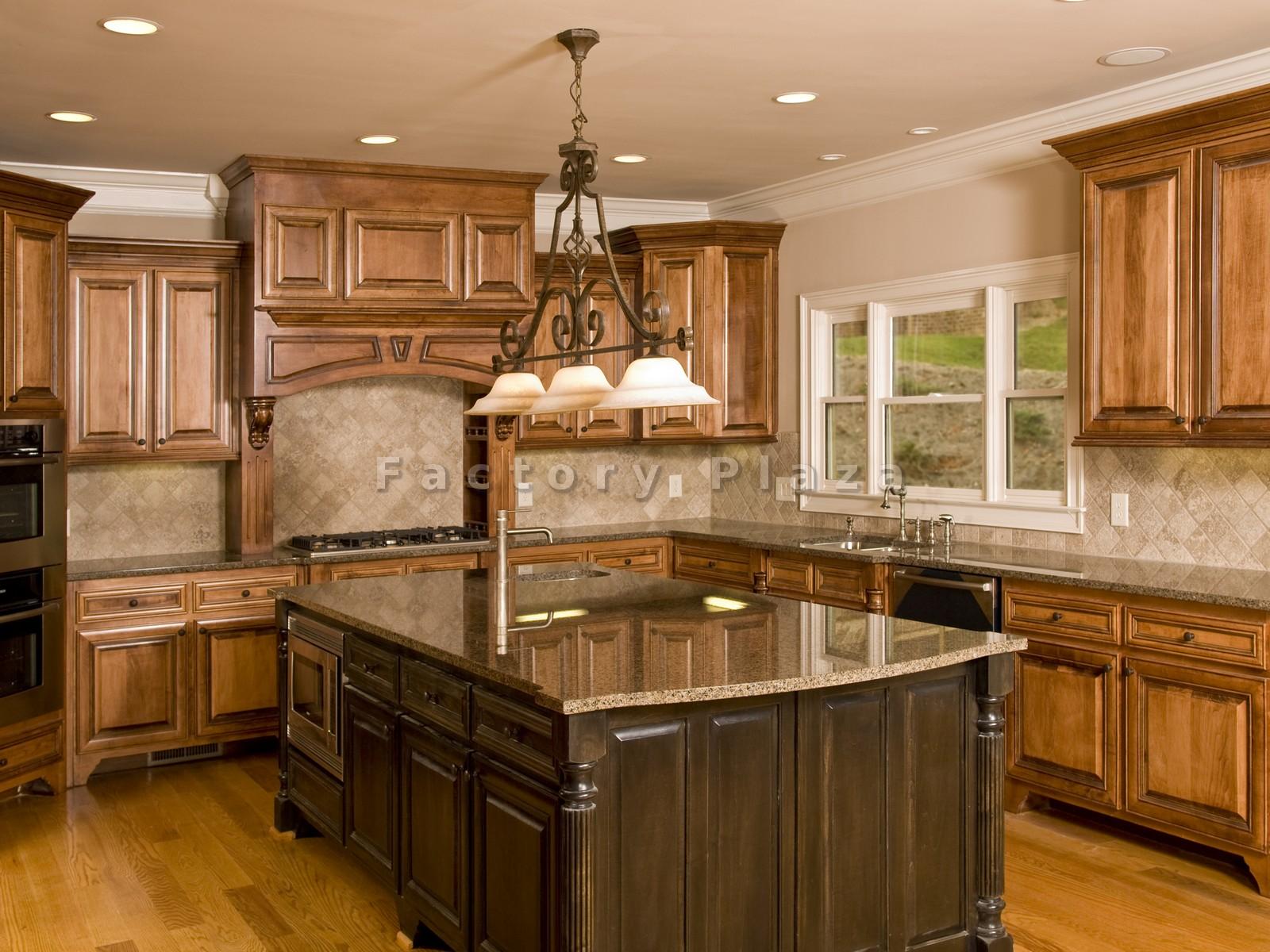 Yorktown Cabinets | Menards Custom Cabinets | Merlot Kitchen Cabinets