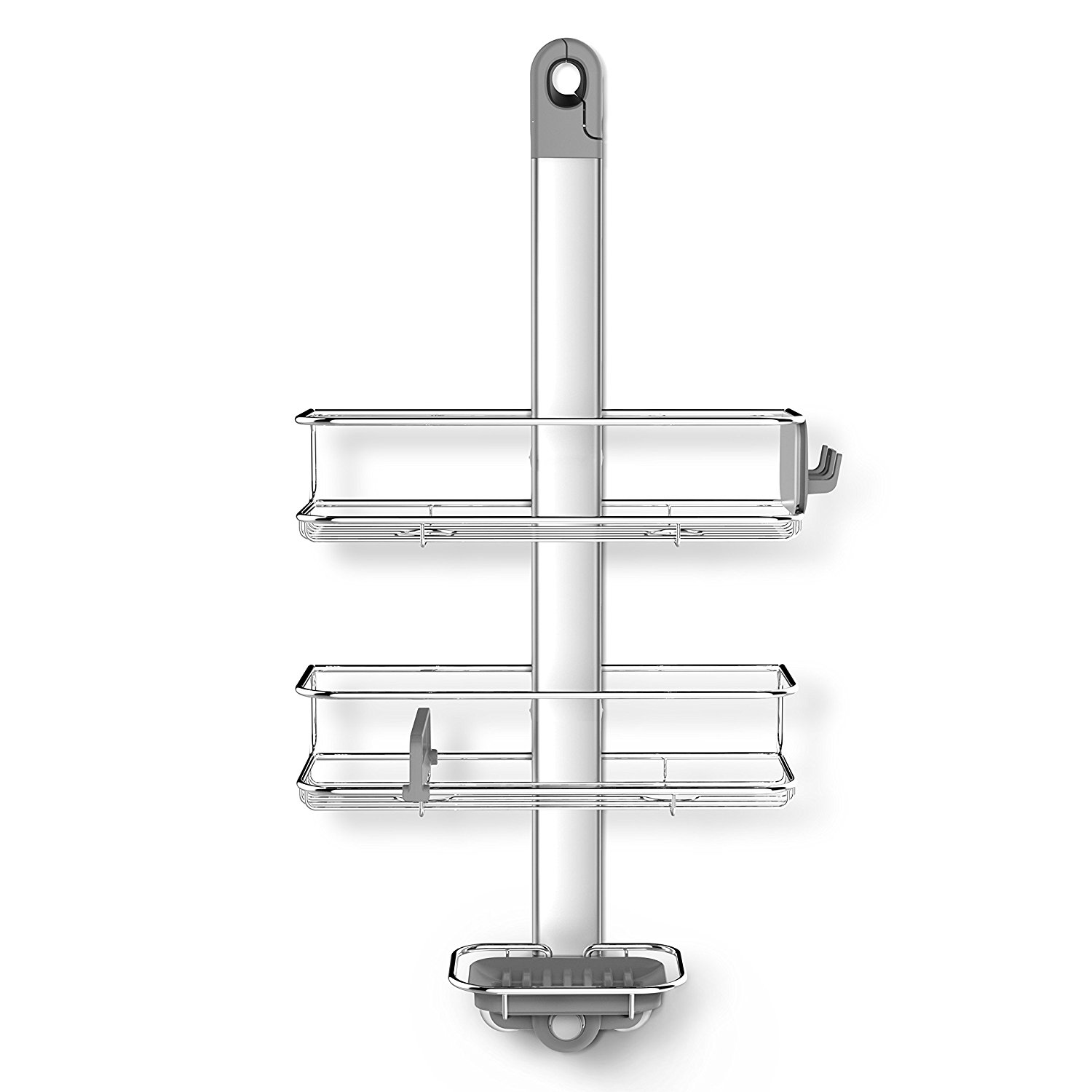 Have A Best Shower Caddy with Simplehuman Shower Caddy: Adjustable Shower Caddy | Shower Tension Caddy | Simplehuman Shower Caddy
