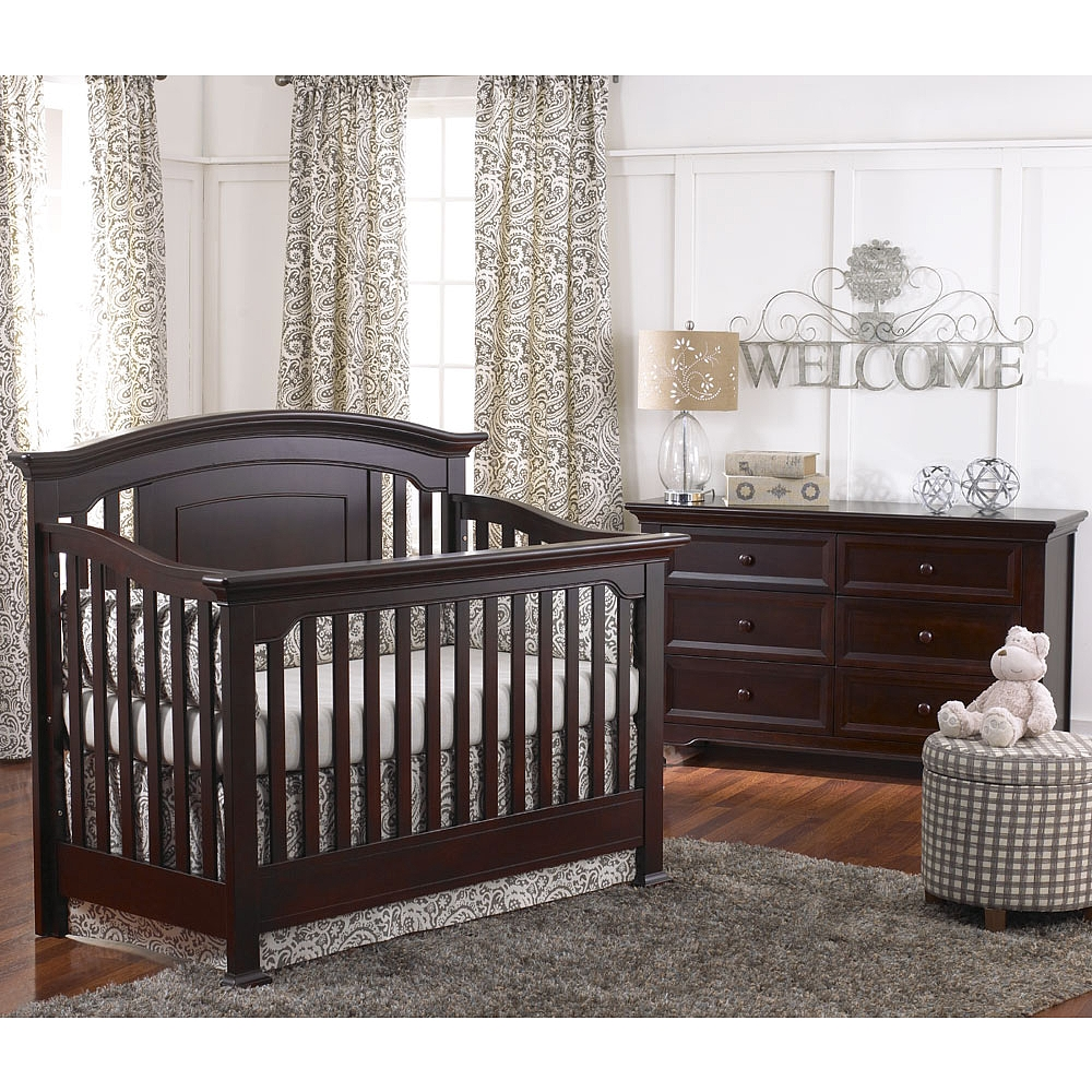 Baby Cache Bed Rails | Baby Cache Heritage Lifetime Convertible Crib | Baby Cache Heritage Lifetime Convertible Crib Cherry