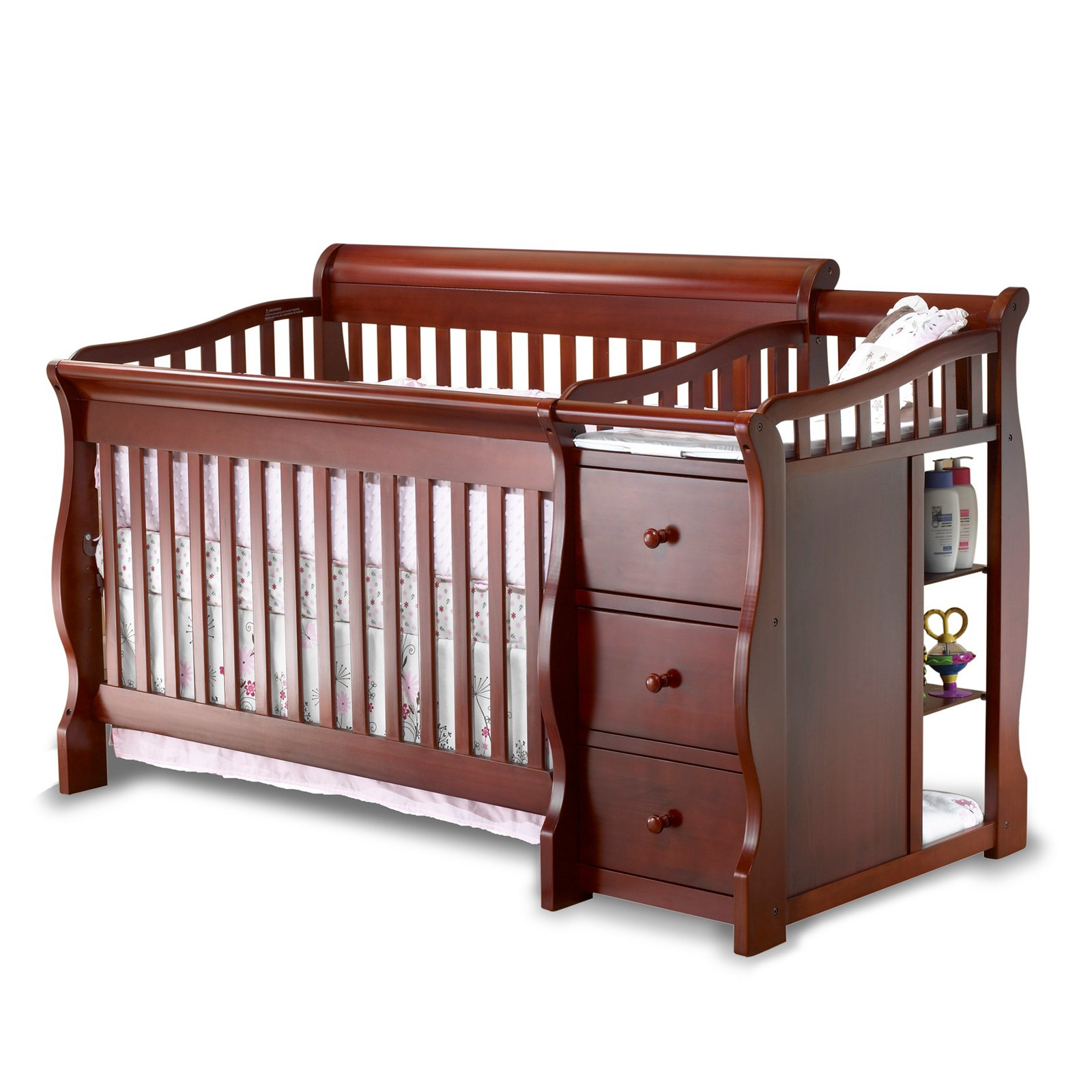 Baby Cache Heritage Conversion Kit | Baby Beds at Babies R Us | Baby Cache Heritage Lifetime Convertible Crib