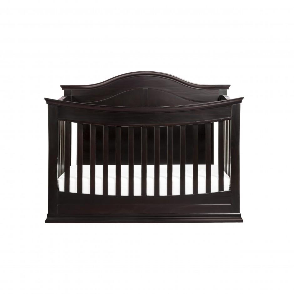 Baby Cache Heritage Espresso | Baby Cache Heritage Lifetime Convertible Crib | Baby Cache Essentials Conversion Kit Espresso
