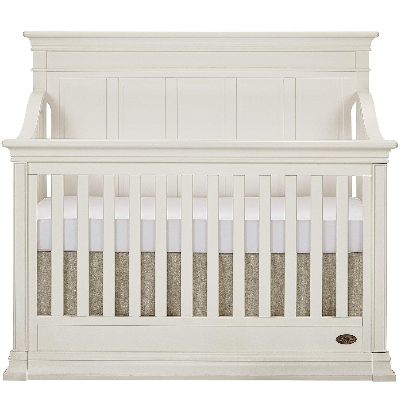 Baby Cache Heritage Lifetime Convertible Crib | Baby Cache Montana Crib Driftwood | Baby Cache Manhattan Crib