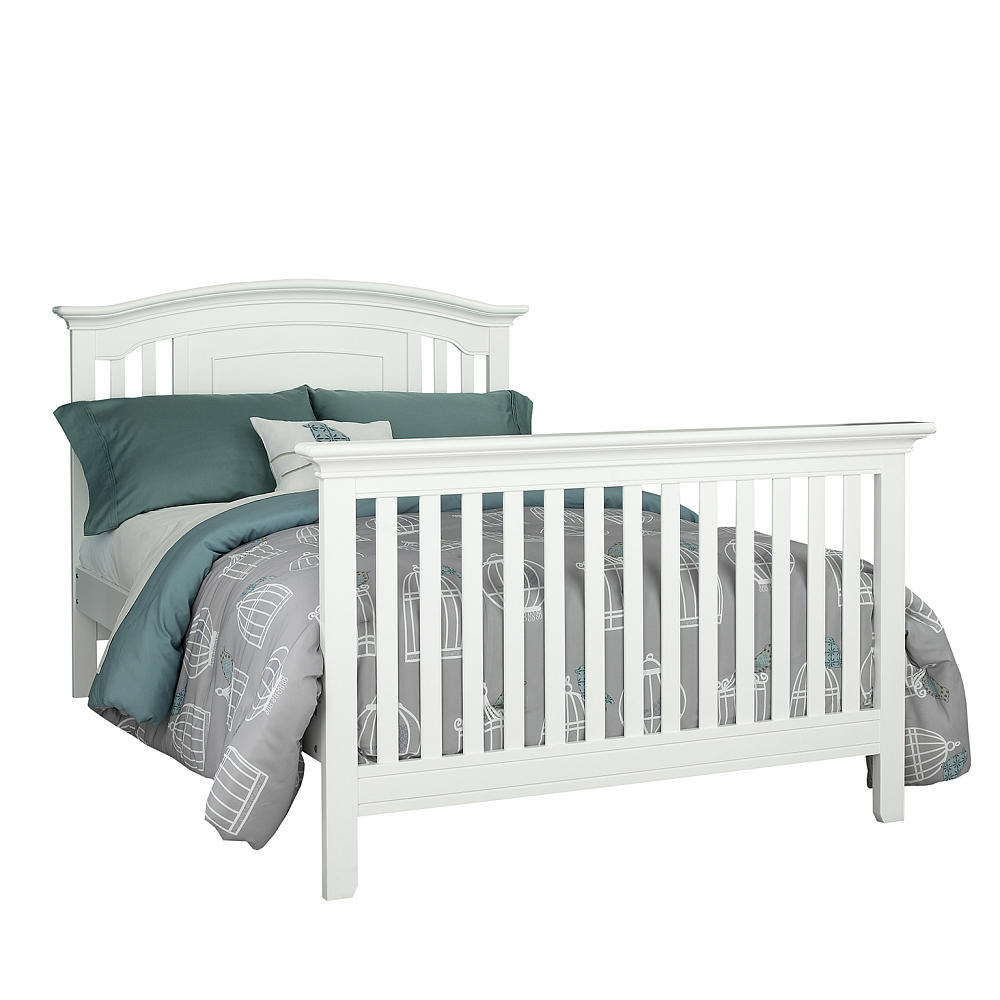 Baby Cache Heritage Lifetime Convertible Crib | Baby Cache Montana Toddler Rail | Baby Cache Heritage Crib Conversion Kit