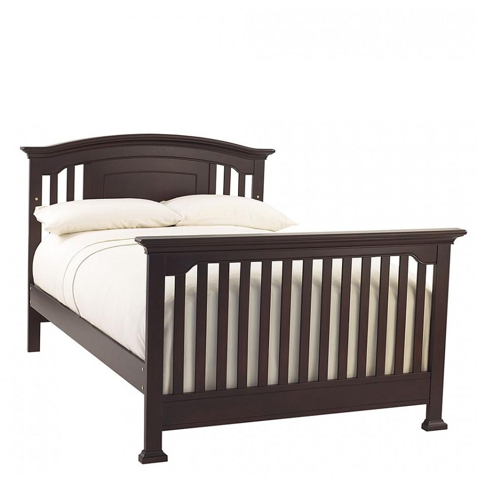 Baby Cache Heritage Lifetime Convertible Crib | Driftwood Baby Crib | Baby Cache Manhattan Crib
