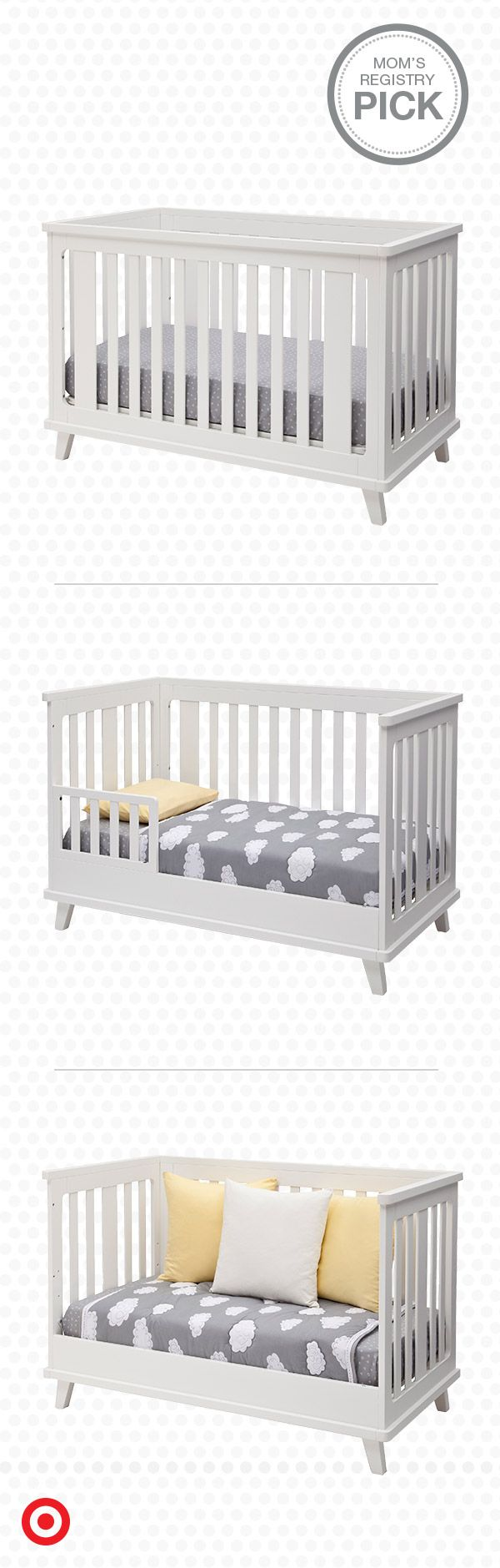 Baby Cache Heritage Lifetime Convertible Crib | Essentials By Baby Cache | Baby Cache Espresso Dresser