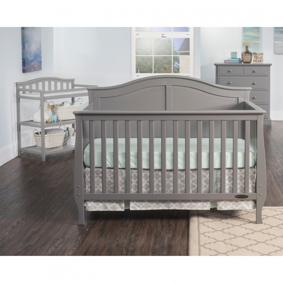 Baby Cache Heritage Lifetime Convertible Crib White | Baby Cache Heritage Lifetime Convertible Crib | Toys R Us Baby Cribs