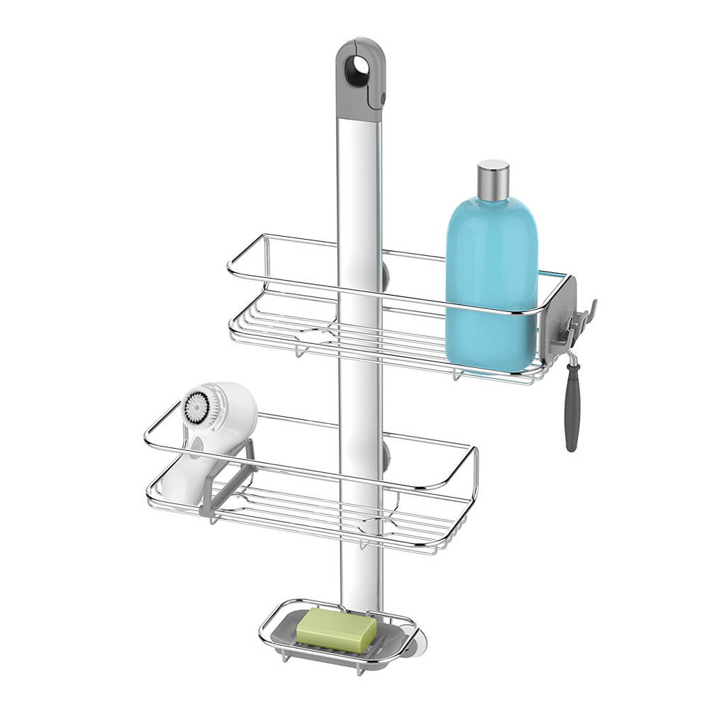 Bath Caddy Target | Simplehuman Shower Caddy | Shower Shampoo Holder