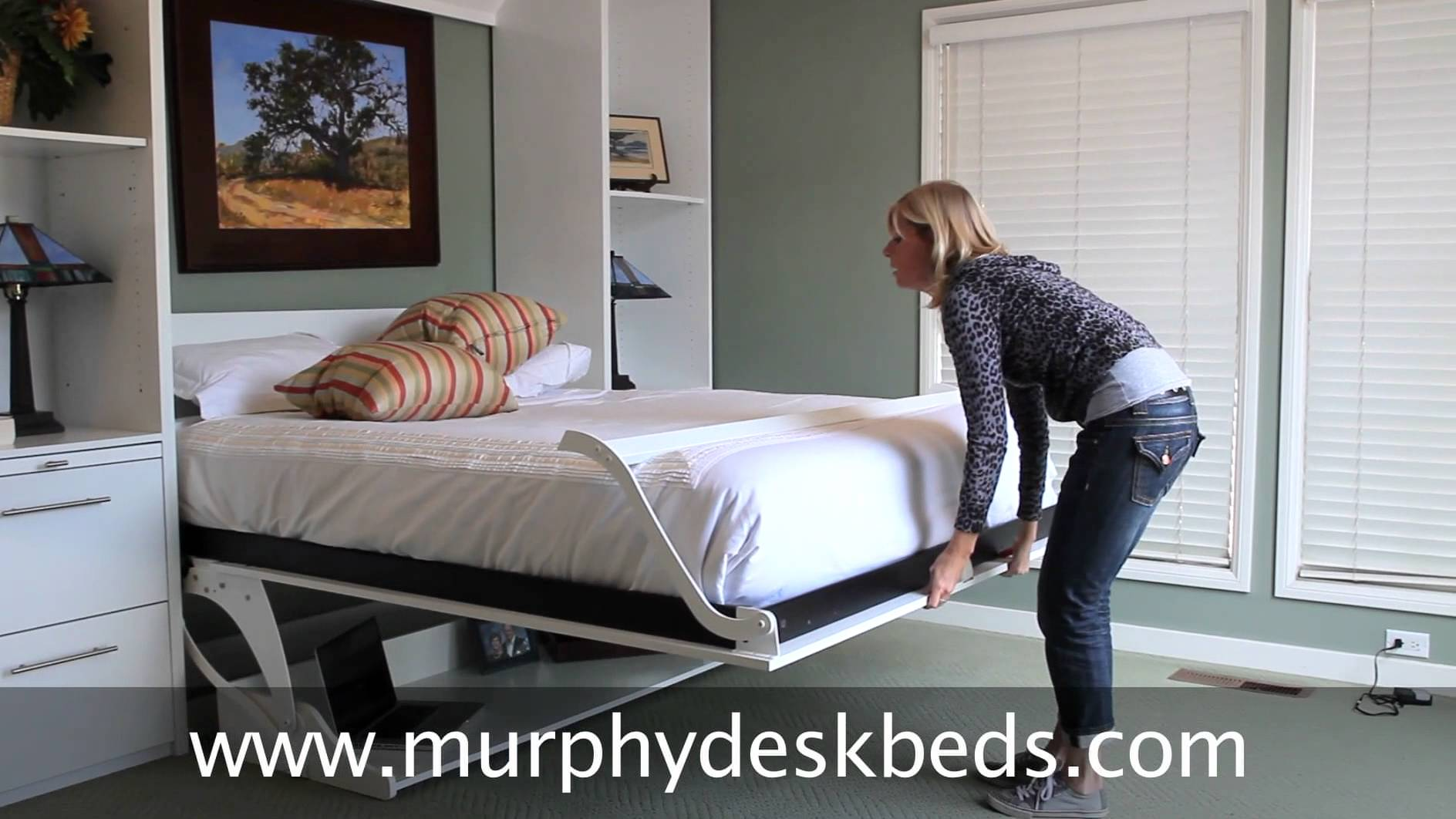 Bestar Wall Bed | Fold Out Wall Bed | Murphy Beds Wall Beds
