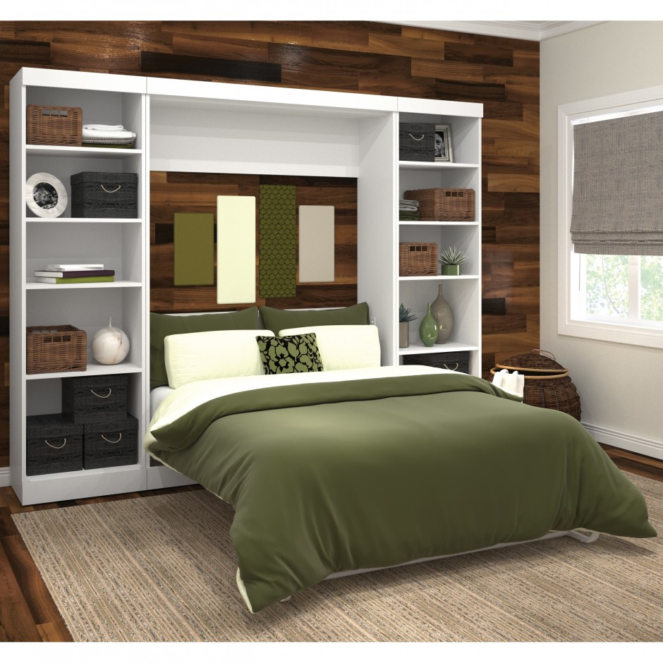 Bestar Wall Bed | Wall Beds Costco | Twin Size Wall Bed