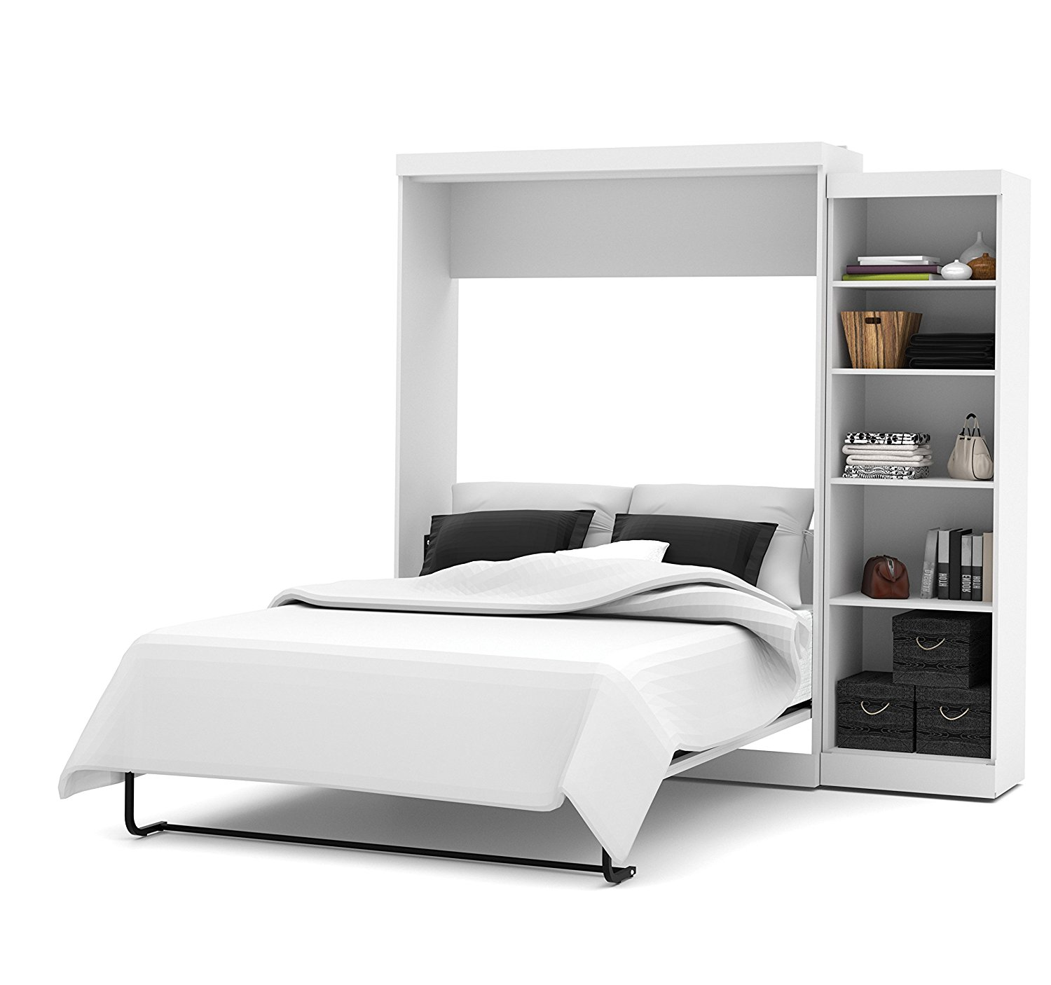 bedroom: attractive bestar wall bed for modern bedroom furniture