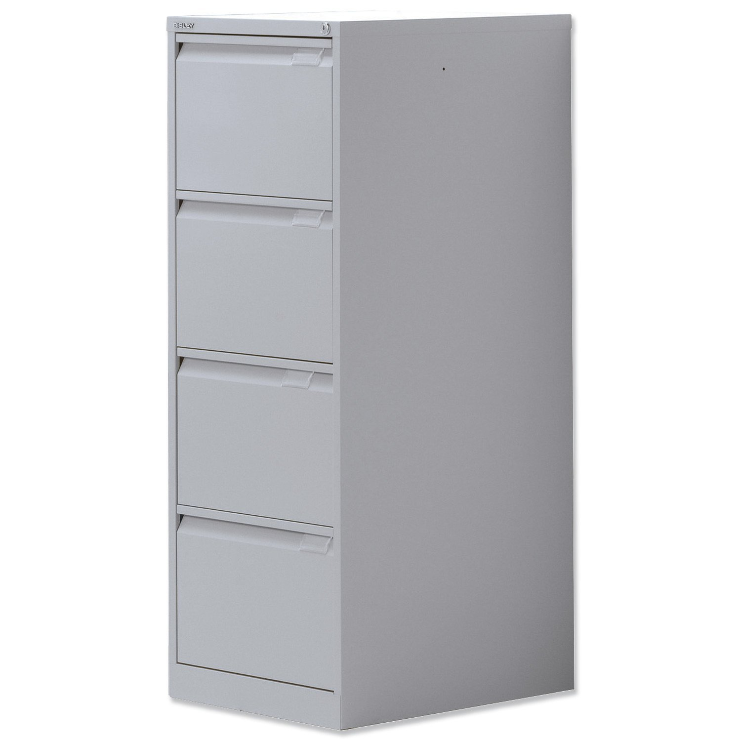 Bisley File Cabinet | 2 Drawer White File Cabinet | Bisley File Cabinets