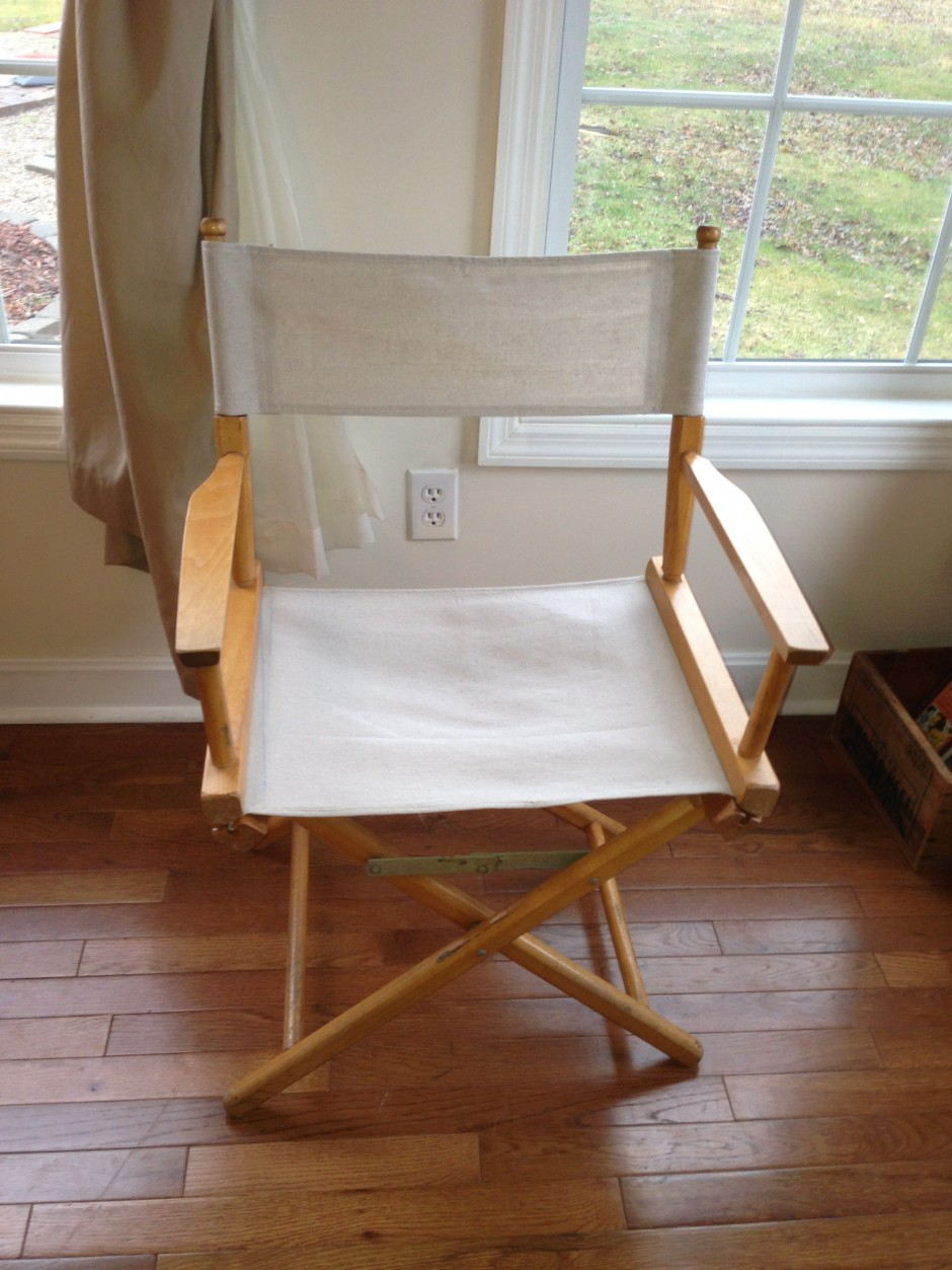 Canvas Director Chair Covers | Tall Directors Chairs | Directors Chair Replacement Canvas