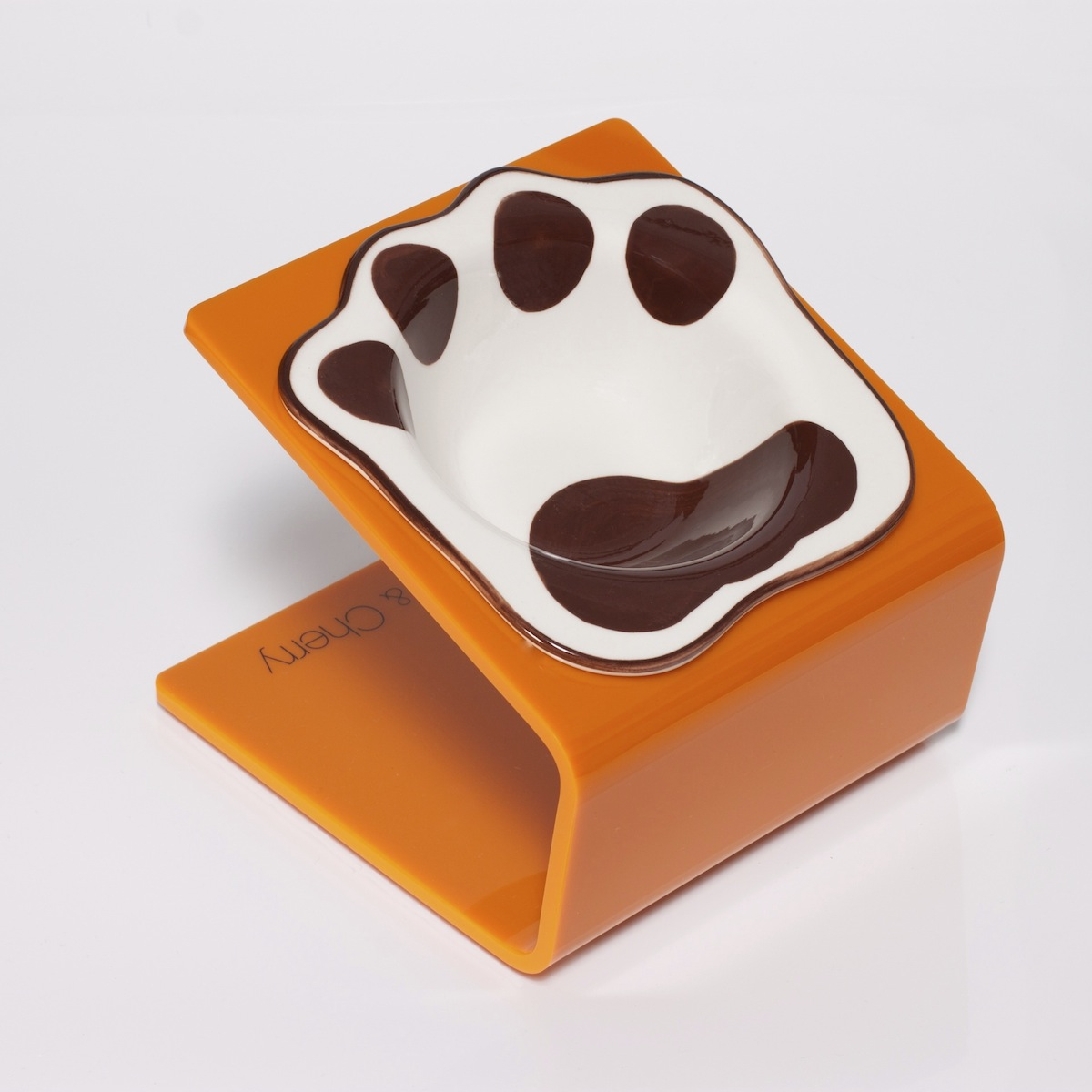 Ceramic Raised Dog Bowls | Outdoor Automatic Dog Feeder | Elevated Dog Bowls
