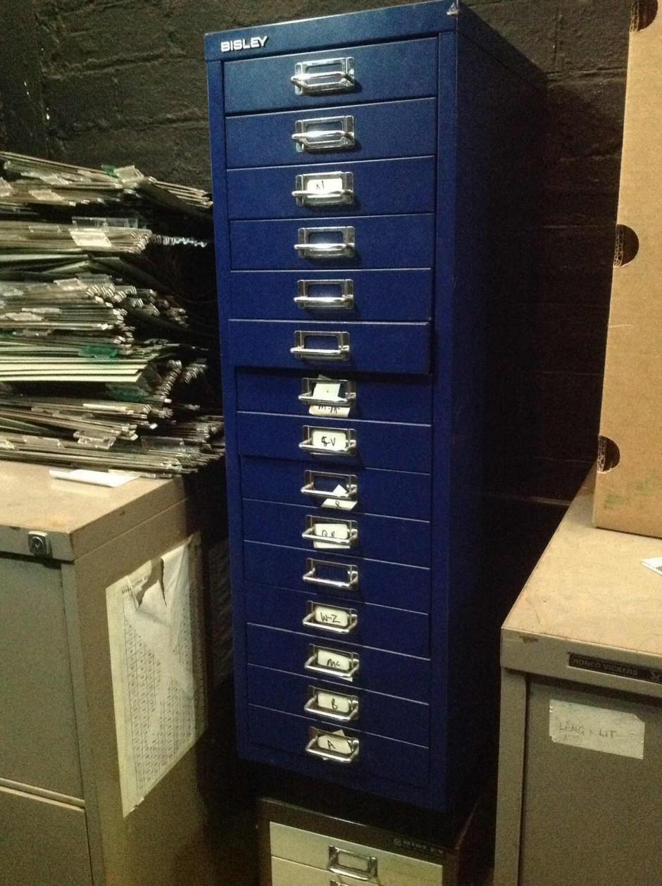 Cheap Locking File Cabinet | Bisley File Cabinet | Bisley 2 Drawer Filing Cabinet Black