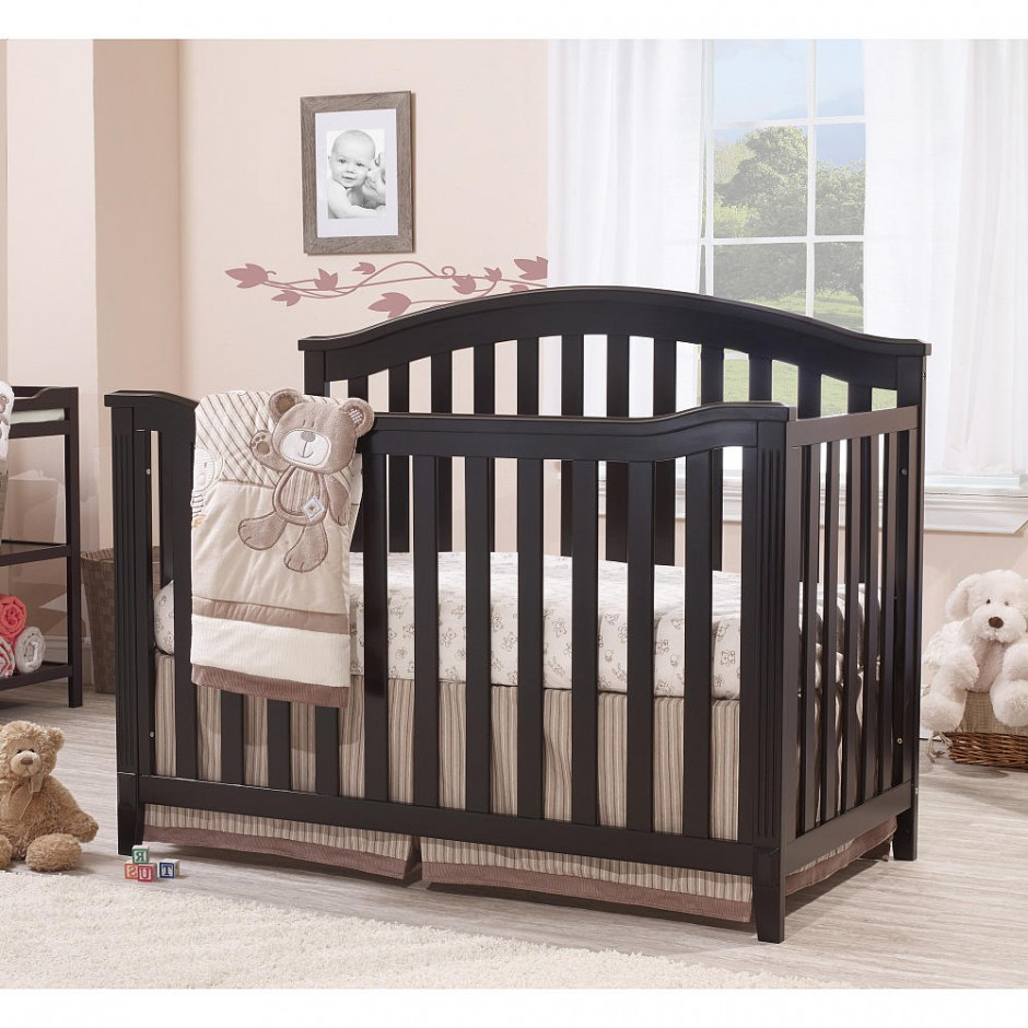Cribs At Toys R Us | Baby Cache Heritage Lifetime Convertible Crib | Baby Cache Essentials Crib