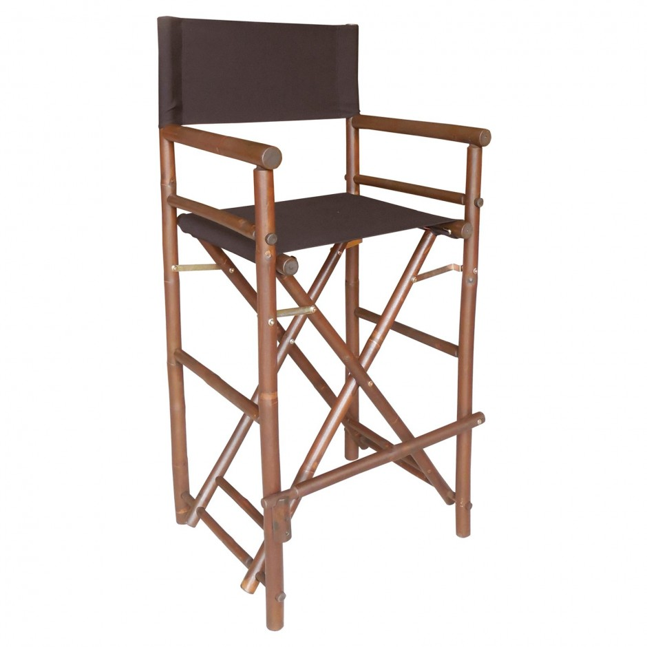 Directors Chair Replacement Canvas | Folding Wooden Directors Chair | Folding Directors Chair Bar Height