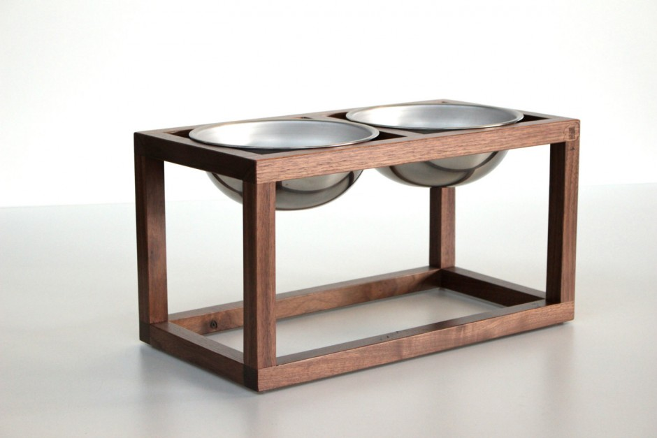 Diy Raised Dog Feeder | Elevated Dog Bowls | Elevated Dog Water Bowl