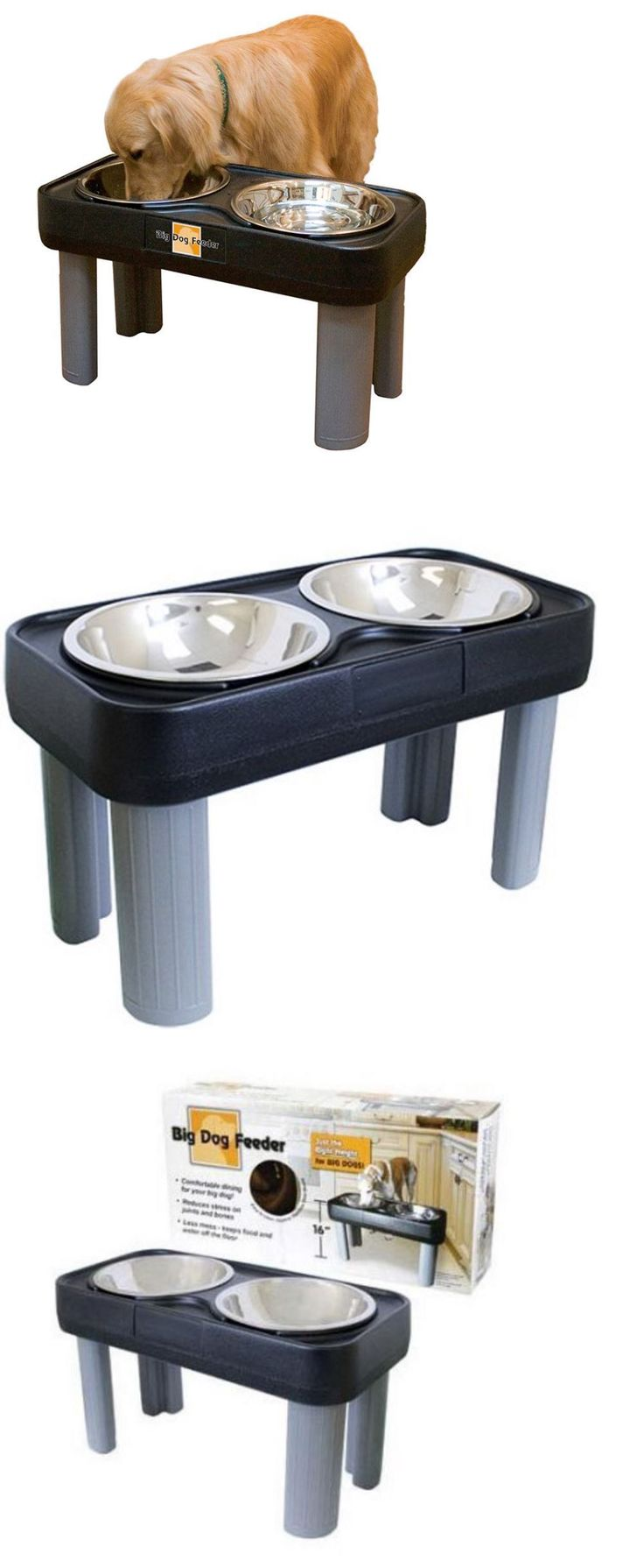 Dog Bowl Elevated | Elevated Dog Bowls | Weighted Pet Bowl