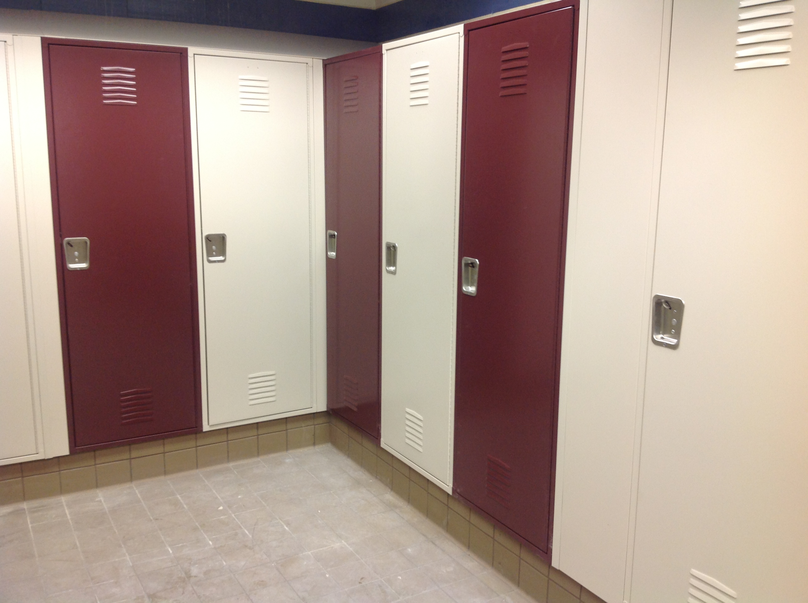 Double Tier Metal Lockers | Penco Vanguard Lockers | Penco Lockers