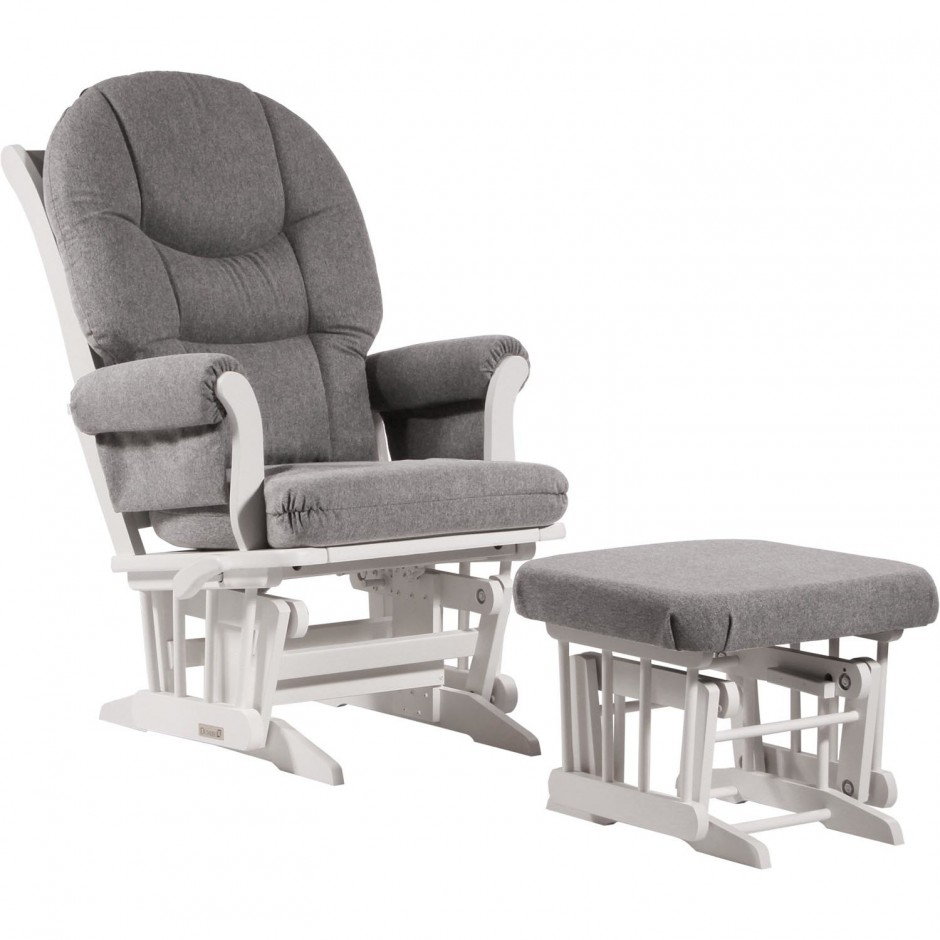 Modern nursing chair - Dutailier Ultramotion Dutailier Modern Grande Glider Dutailier Glider Recline And Ottoman Combo