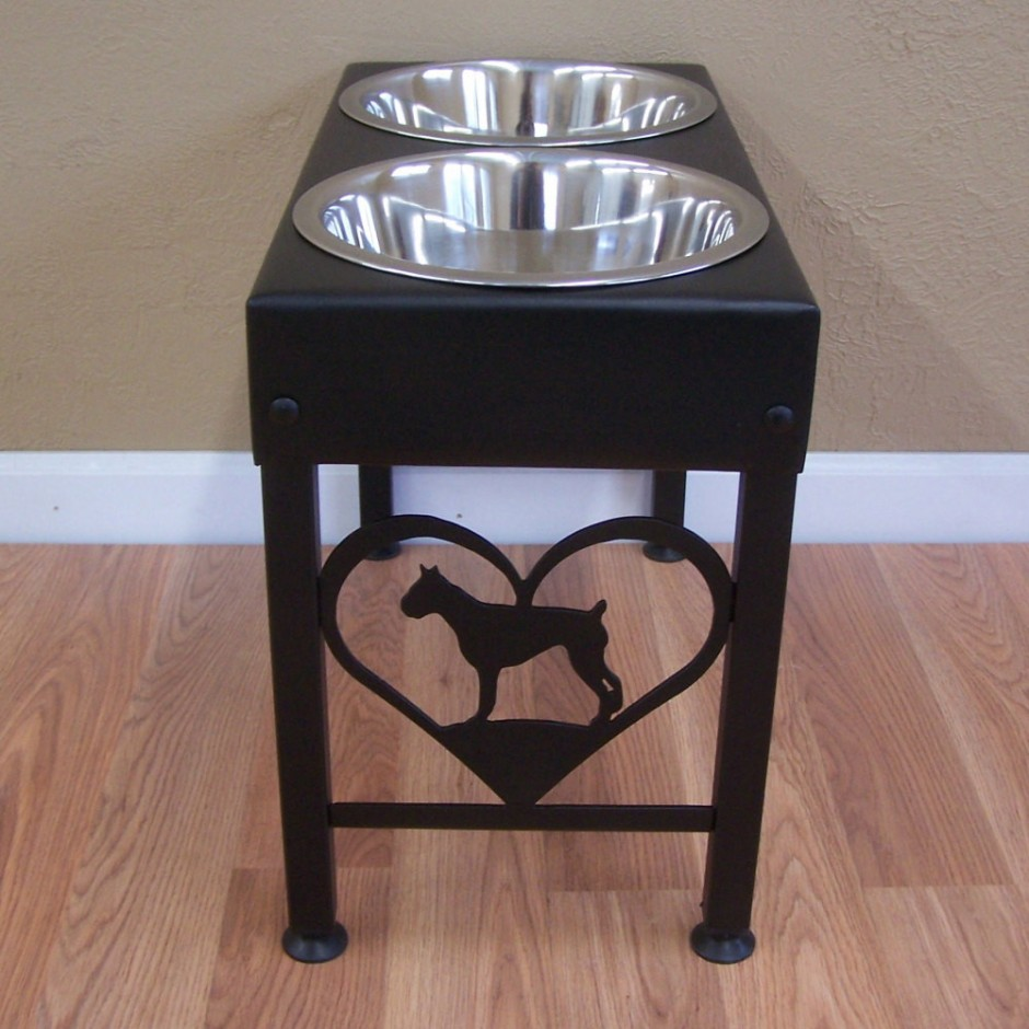 Elevated Dog Bowls | Dog Crate Water Bowl | Diy Raised Dog Feeder