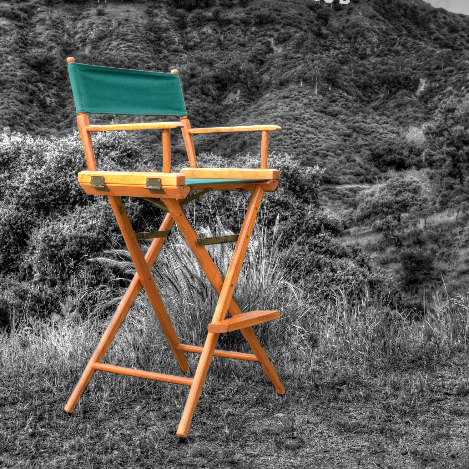 Gold Medal Directors Chair | Tall Director Chair | Directors Chair  Replacement Canvas