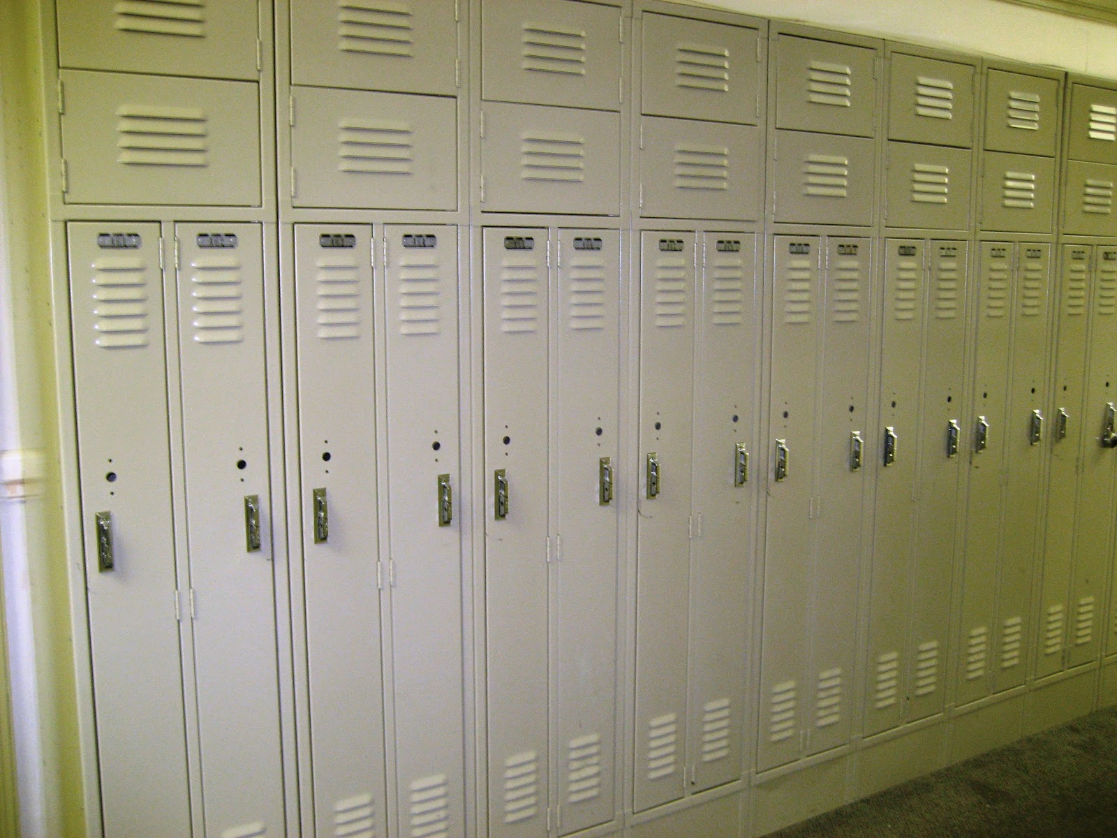 Guardian Lockers | Penco Lockers | Double Tier Metal Lockers
