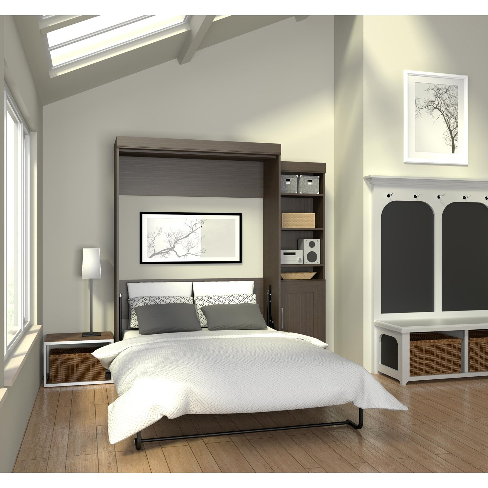 Install Murphy Bed | Wall Bed Kits | Bestar Wall Bed