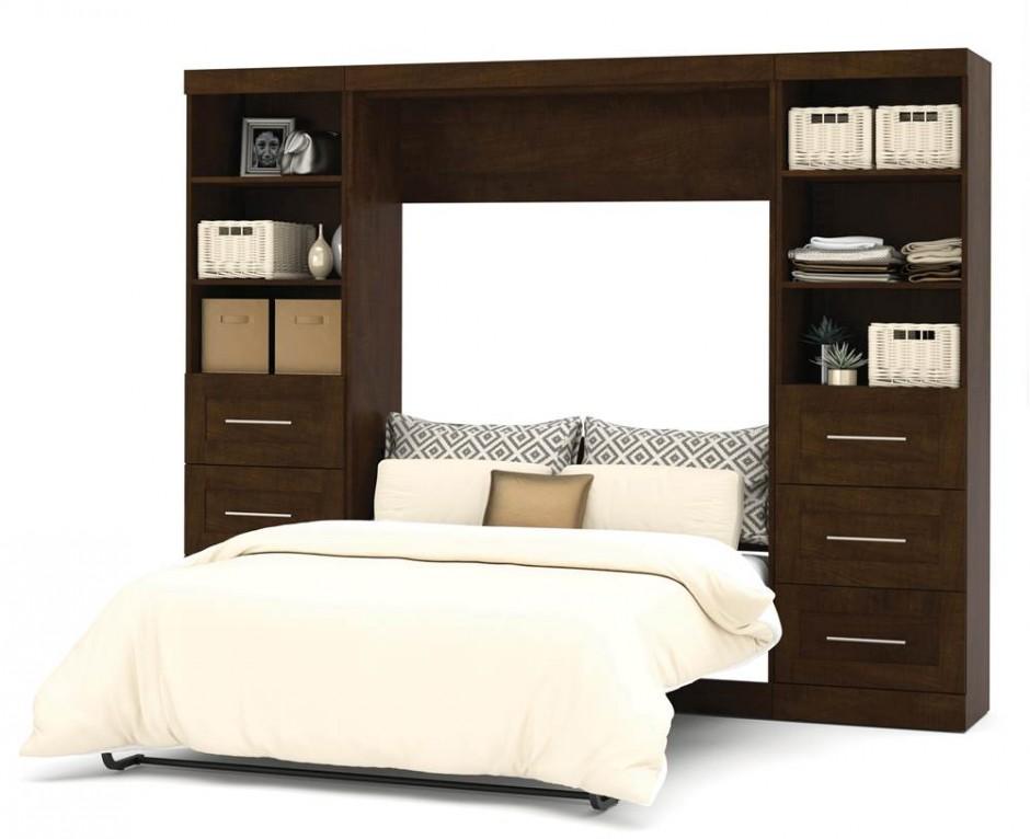 Murphy Bed Mattress Queen | Twin Wall Bed Kit | Bestar Wall Bed