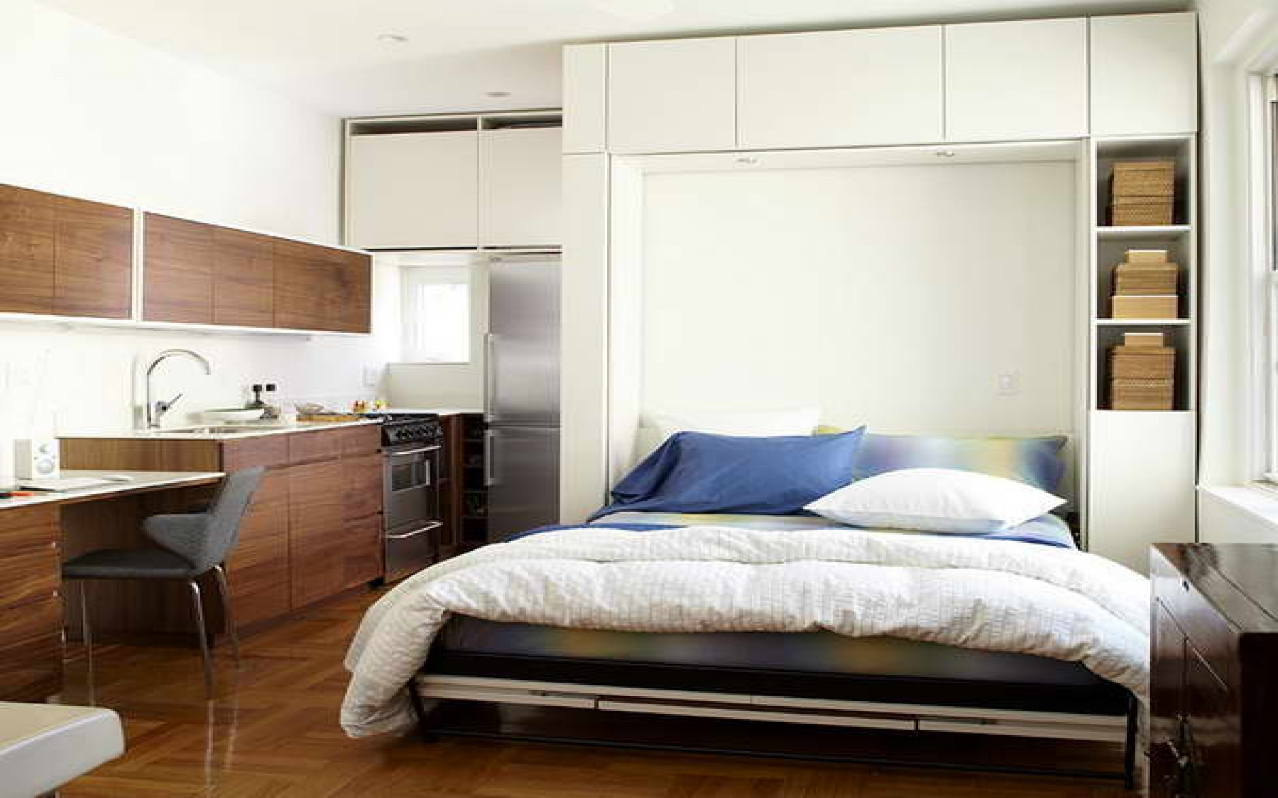 Murphy Beds Canada | Bestar Wall Bed | Wall Bed Units