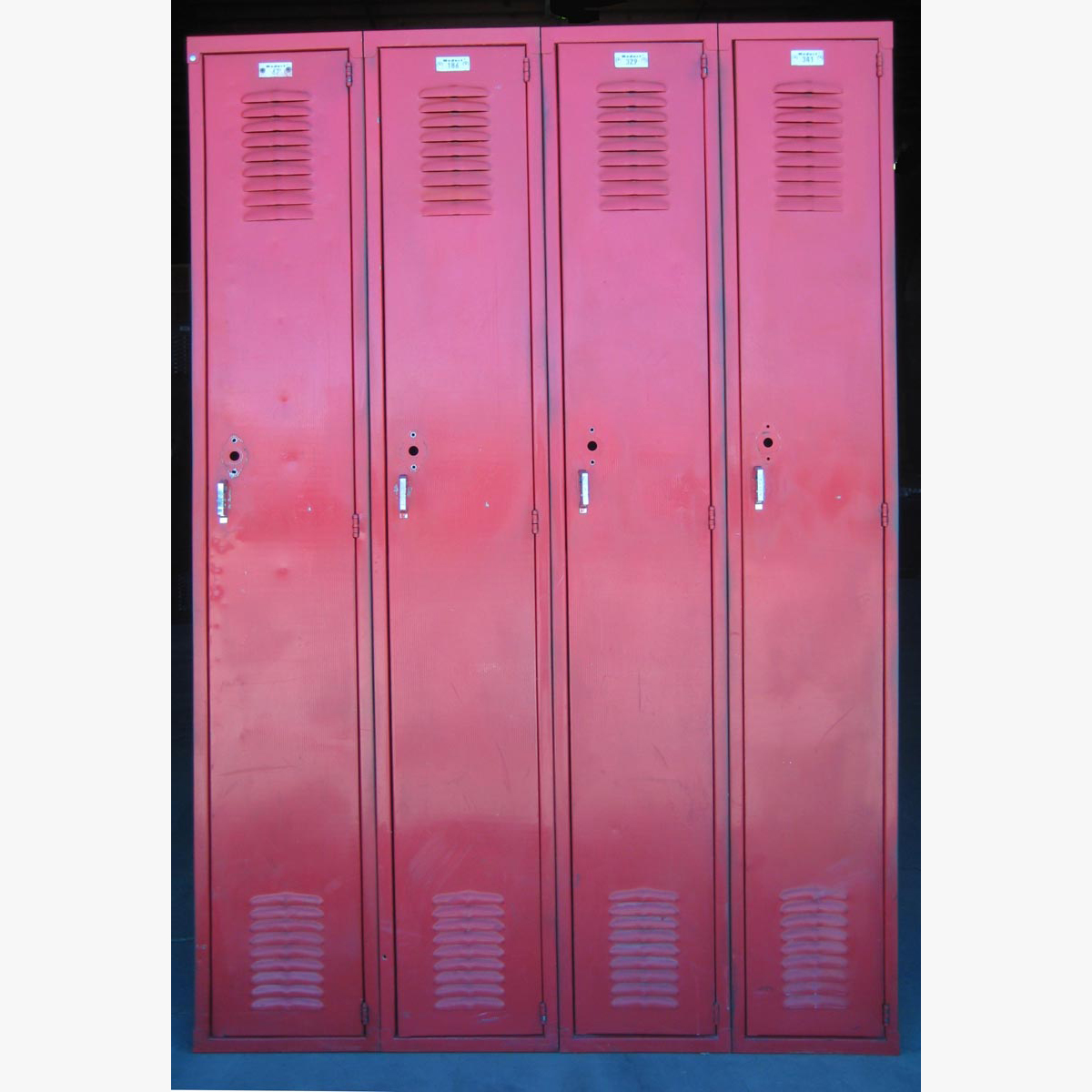 Penco Lockers | Colored Lockers | Locker Dimensions Gym