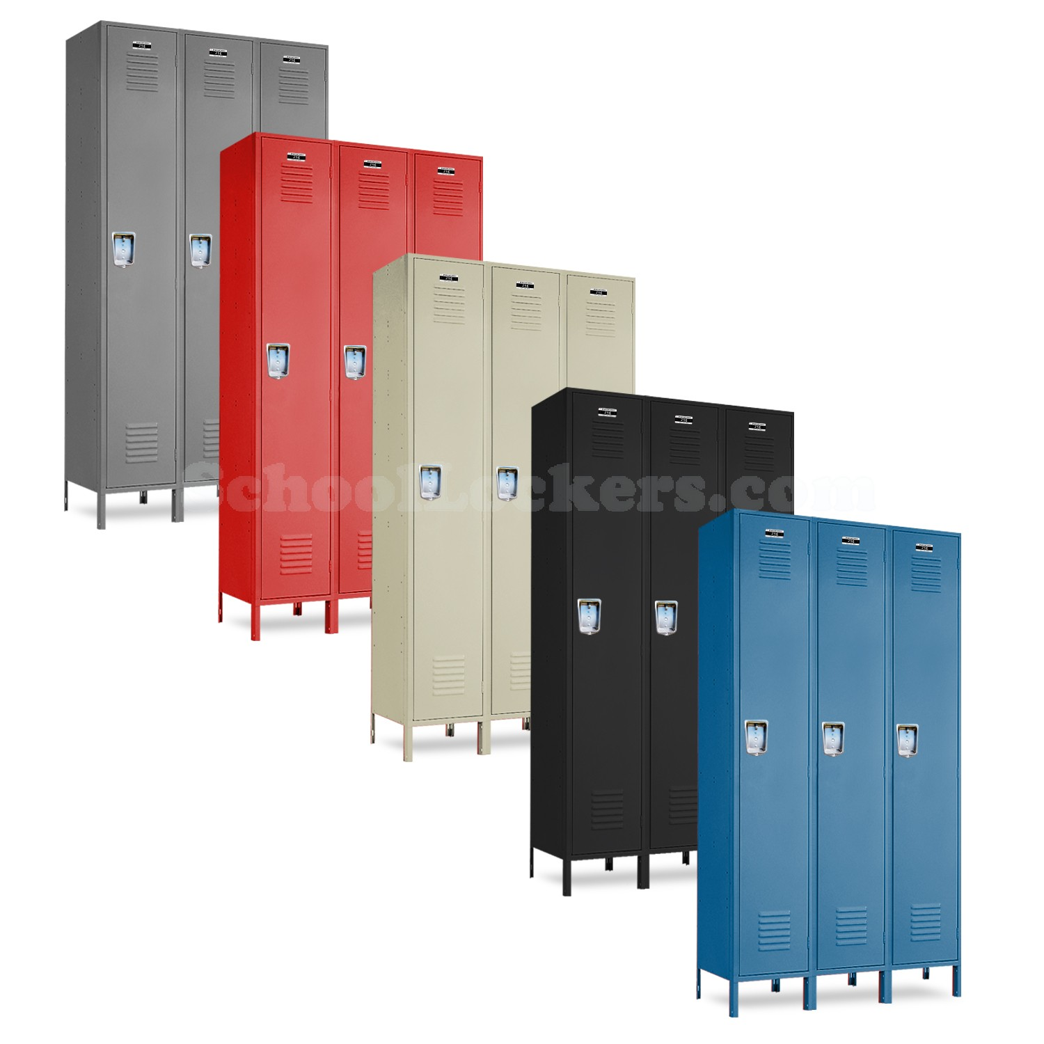Penco Lockers | Penco Products | Vanguard Lockers