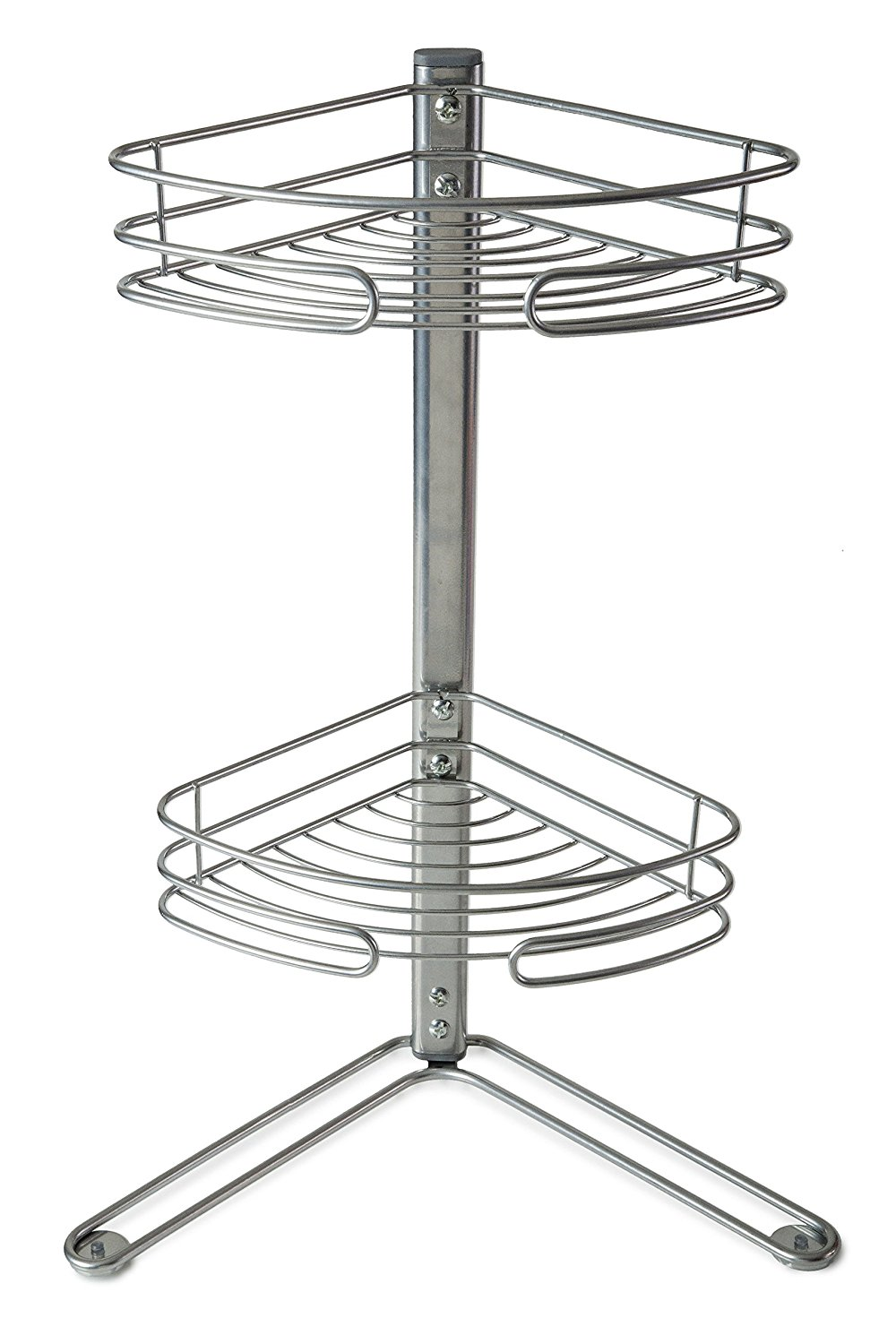Shower Tension Rod Caddy | Stainless Steel Corner Shower Caddy | Simplehuman Shower Caddy