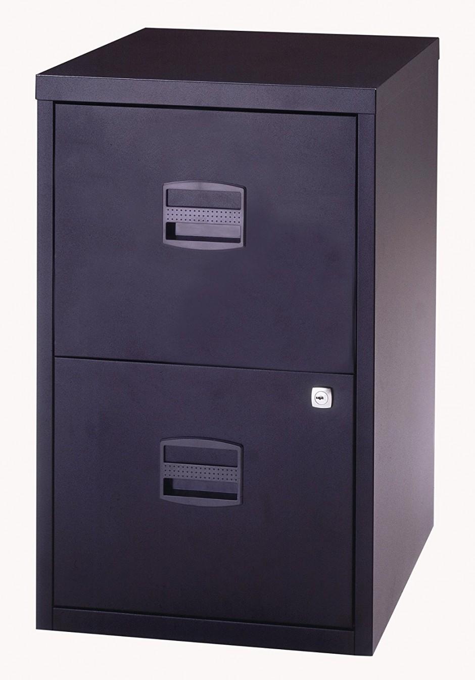 Side Filer Filing Cabinets | White Filing Cabinet 2 Drawer | Bisley File Cabinet