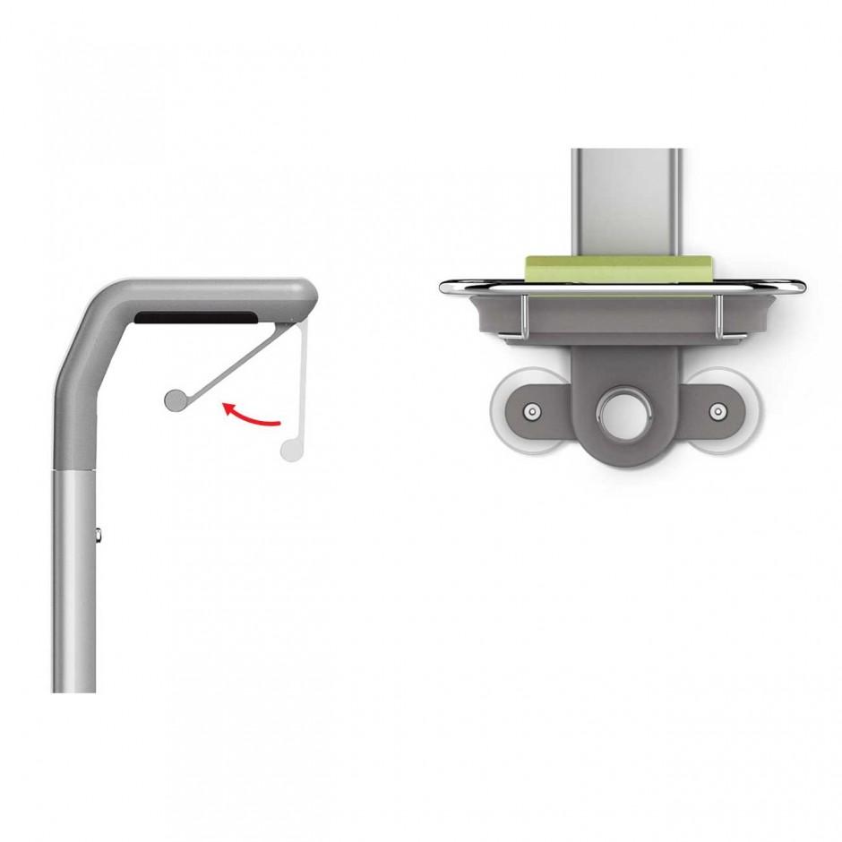 Simplehuman Shower Caddy | Corner Shower Caddy Stainless Steel | Adjustable Shower Caddy