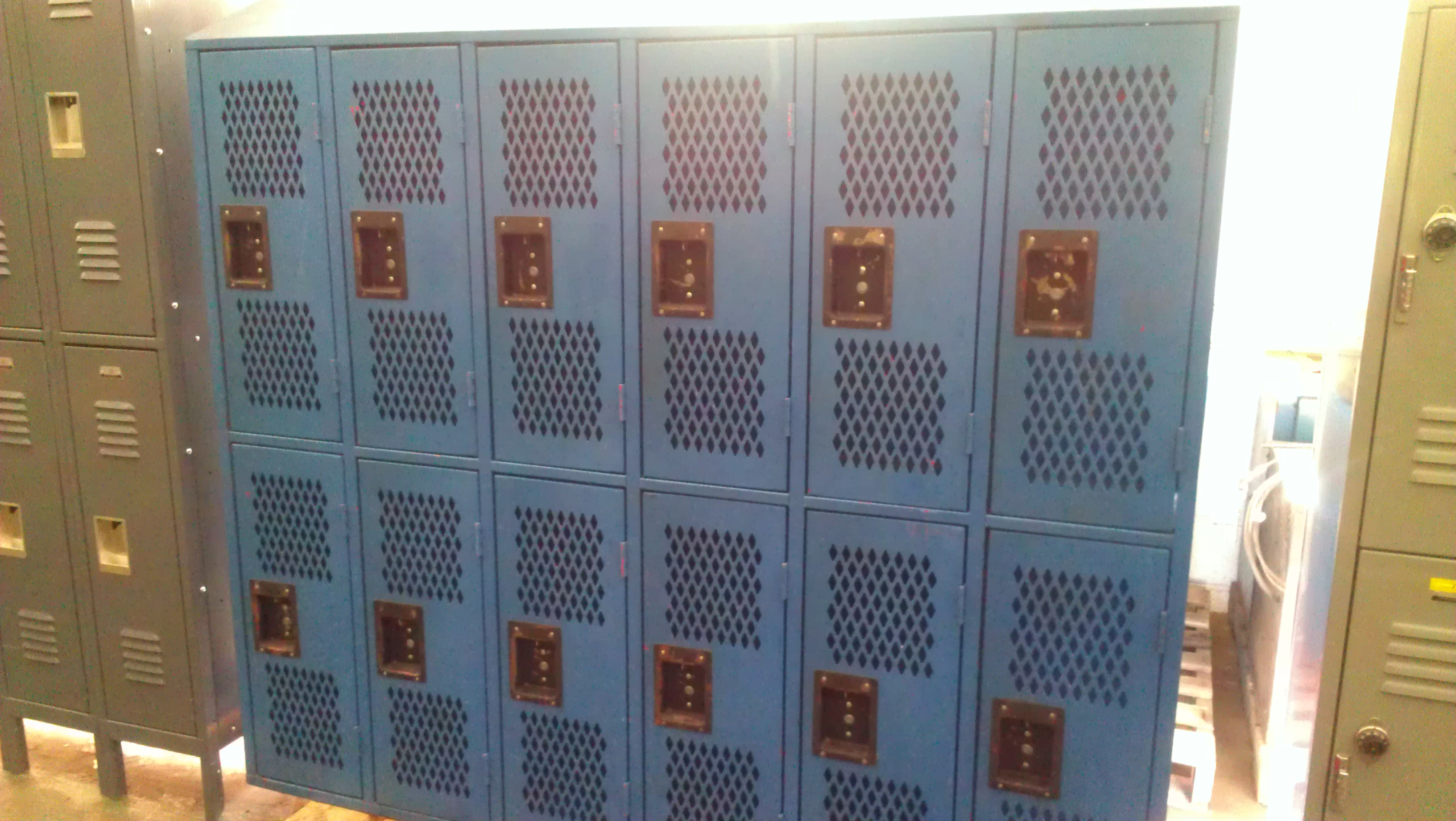 Vanguard Lockers | Penco Lockers | Metal School Lockers