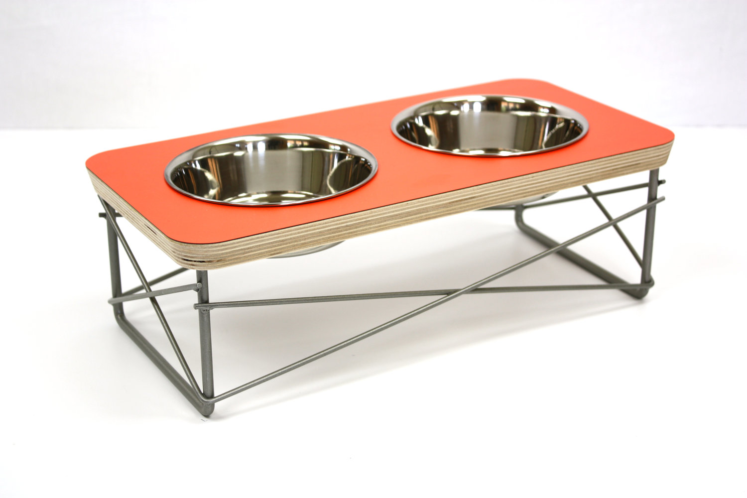 Water Feeder For Dogs | Elevated Dog Bowls | Water Bowl For Dog Crate